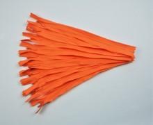 Fermoare invizibile 20 cm portocaliu