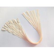Fermoare invizibile 50 cm ivoire, cod104