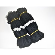 Siret gheata negru 90, 110, 130, 160 cm.