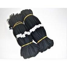 Siret gheata negru 90, 130, 160 cm.