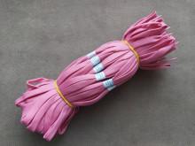 Sireturi adidasi 110 cm roz inchis