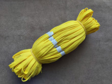 Sireturi adidasi 110 cm galben