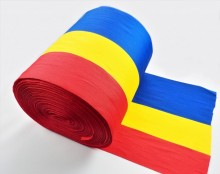Tricolor 260 mm (rola de 50 m)