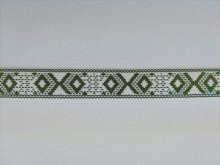 Banda tesuta Modena 25 mm - pe kaki