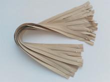 Fermoare lenjerie #3 - 50 cm bej cod573