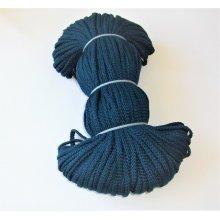 Snur 4 mm - bleumarin