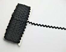 Zig-zag negru