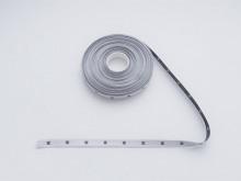 Etichete tesute 1000 buc - Marimea M (fond alb)