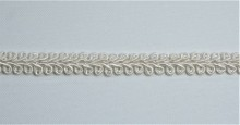 *Galon Poliester 11mm, cod1002 - ivoire