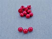 Nasturi perla M16 - rosu, cod148