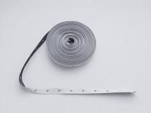 Etichete tesute 1000 buc - Marimea L (fond alb)