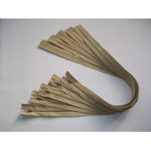 Fermoare lenjerie #3 - 50 cm bej mustar