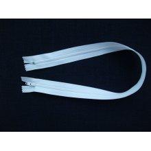 Fermoare albe lenjerie #3 - 120 cm