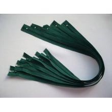 Fermoare lenjerie #3 - 50 cm verde inchis