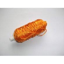 Snur Zorela 1mm - portocaliu deschis