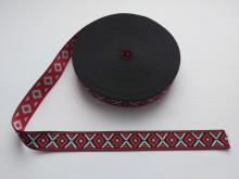 Banda tesuta Stanca 3 - 25 mm