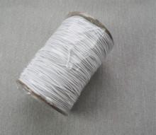 Elastic Oradea Rotund - alb, 1.5mm/100m