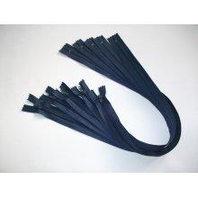 Fermoare lenjerie #3 - 50 cm bleumarin cod919