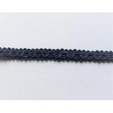 *Galon Poliester 11mm, cod1338 - bleumarin