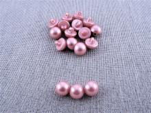Nasturi perla M16 - roz prafuit, cod16