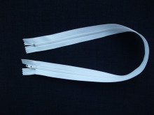 Fermoare albe lenjerie #3 - 90 cm