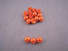 Nasturi perla M16 - portocaliu, cod157