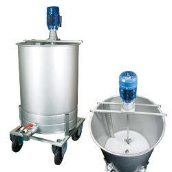 Mixer pt preparare laptelui praf/mancare umeda