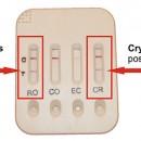 Test diaree (identificare agent patogen) pentru vitei x 5 buc/pachet