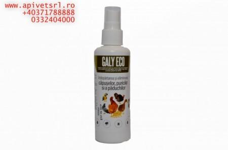 Galy Eco spray antiparazitar de 100 ml pt paraziti externi la Gaini