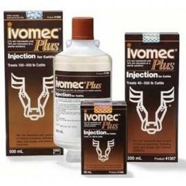 Ivomec Plus Flacon de 0.5 kg- sau 50 ml, pt deparazitare injectabila