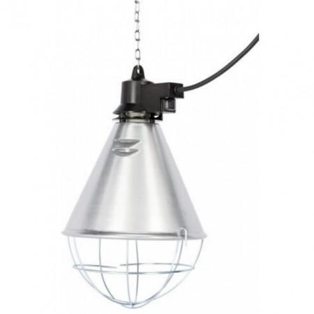 Reflector (Lampa) pentru bec infrarosu (doar suportul si cu accesoriile), fara bec infrarosu