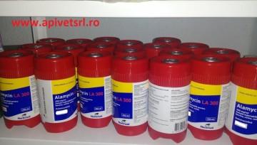 Alamycin LA 300 la 250 ML sau Oxycen 200 la 100 ml