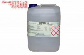 Acid Formic Concentratie 85% imbuteliere de 1 litru Ambalaj ADR