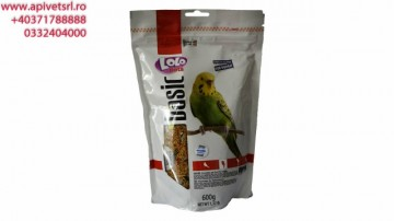 Hrana papagali pungi de 500-600 grame
