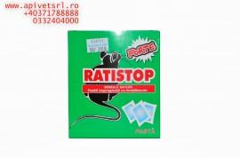 Ratistop Forte Pasta- solutie Antisoareci si Sobolani la Punga de 200 gr