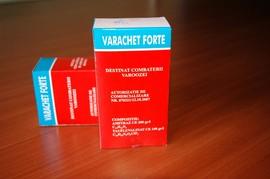 Varachet Forte- serviciul care include livrarea a 10 cutii la adresa dv in Romania