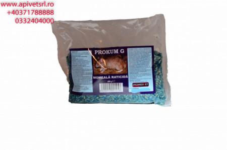 Prokum G - punga de 400 gr Grausor- solutie raticida