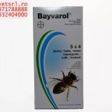 Bayvarol strips- bayer solution for to treat Varoa Jacobsony with no stress to beekeeper, bees and consumer of the honey