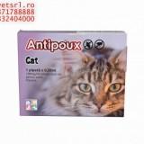 Pachet de deparazitare externa catei si pisici pt iubitorii de animale
