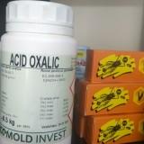 Acid oxalic la cutie de 0.5 kg