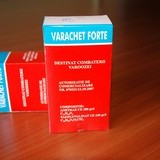 Varachet Forte- 10 boxes for to treat 600 hives at once, eficient for Varroa and Acarapis
