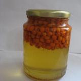 Miere de albine cu catina, de vanzare on line, 380 GR NET
