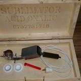 Sublimator Acid Oxalic