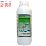 Scabatox=Romanian Taktic with 12.5% amitraz 1 litter bottle, pack of 10 bottles