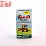 Varatraz Romanian treatment agains Varroa with Amitraz Fumigation