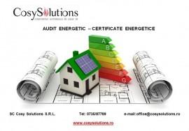 Poze Certificat energetic