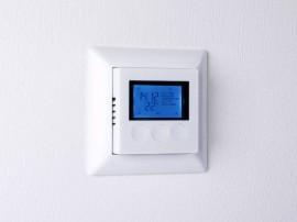 Poze Termostat digital K12-programabil pentru încălzire pardoseala
