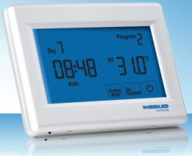 Poze Termostat TR8200 – cu senzor de pardoseala