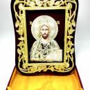 Icoana cadou Iisus Hristos Binecuvantand lumea