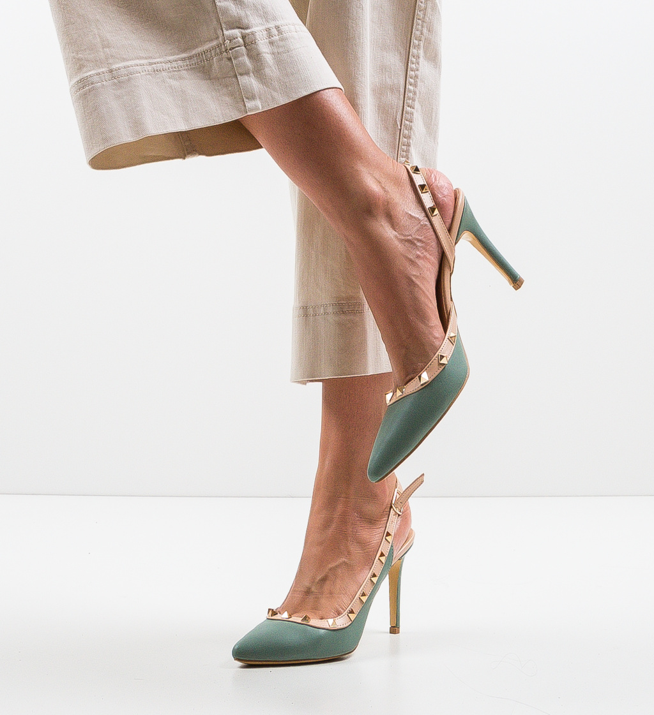 Pantofi Alenro Verzi